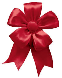 birthday ribbon caspari solid christmas ribbon bow