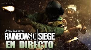 siege en rainbow six siege r6 en directo gameplay en español 1080p