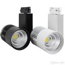 dhl ce rohs led lights wholesale 30w 3000lm cob led track light spot