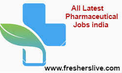resume sles for engineering students fresherslive recruitment pharmaceutical jobs 2018 apply online 12 jobs vacancies april 2018