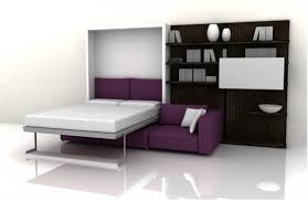 Functional Bedroom Furniture Functional Furniture With Folding Bed For Small Living Room