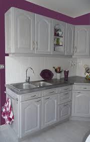 deco cuisine blanche et grise cuisines eleonore déco