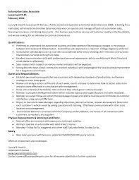 Sales Consultant Resume Sample Resume Car Sales Resume Examples