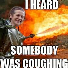 Carol Twd Meme - carol flamethrower carol peletier know your meme