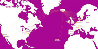 Qatar Route Map by Wow Air To Launch Service To Four New Midwestern Cities