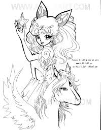pegasus coloring pages coloring page