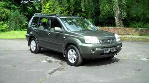 nissan x trail 2 5 dci sport 2004 04 www gap4x4 co uk 2 youtube