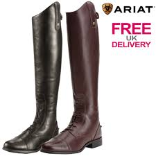 ariat s boots uk ariat heritage contour field zip leather boot free