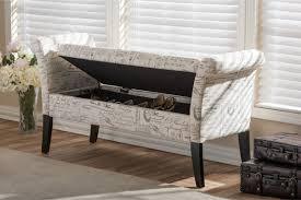 Fabric Storage Ottoman Bench by Storage Bench Argos Perplexcitysentinel Com