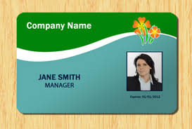 Id Card Design Psd Free Download Id Template 4 Other Files Patterns And Templates