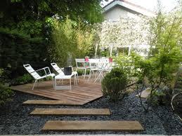jardin paysager avec piscine amenagement terrasse et jardin photo meilleures images d