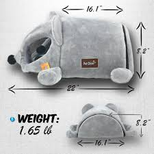 Cushion Pets Mouse Cat House Bed With Removable Cushion U0026 Waterproof Bottom