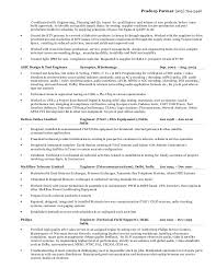 process integration engineer sample resume uxhandy com
