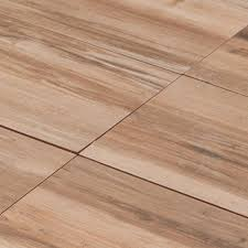 saman roble wood plank ceramic tile 7in x 20in 100085455