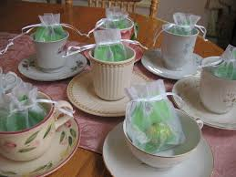 tea cup favors stop and smell the chocolates tea for two sday tea cup favors