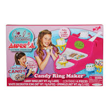 Edible Candy Jewelry Buy Candy Ring Maker Online At Low Prices In India Amazon In