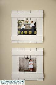frame ideas 20 diy picture frame ideas for personalized home decor style