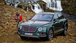 bentayga bentley the new special edition bentley bentayga is a fly fishing phenom