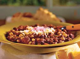 slow cooker red beans and rice cooking light slow cooker turkey chili recipe myrecipes