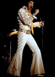 elvis jumpsuit 08 white pyramid jumpsuit rex martin s elvis moments in