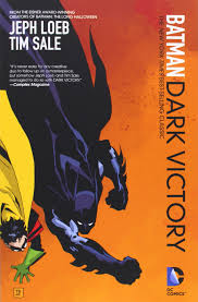 Halloween Graphic Novel by Amazon Com Batman Dark Victory New Edition 8601404377990