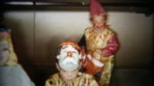 Kids Scary Clown Halloween Costumes Clown Axe Ax Fear Halloween Costume Stock Video Footage Videoblocks