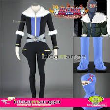 Bleach Halloween Costumes Anime Bleach Nova Noba Boy Men U0027s Cosplay Costume Male Halloween
