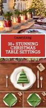 Dinner For Christmas Eve Ideas 45 Best Christmas Table Settings Decorations And Centerpiece