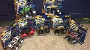 youtube monster truck jam 2017 wheels monster jam full e case unboxing youtube