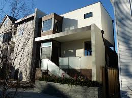 Modern Houes Architectural Modern House Wall Fence Ideas Kizzu