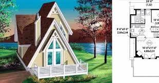 aframe homes 6 striking floor plans for tiny a frame homes
