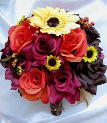 Wedding Flowers For September Need Help Picking Out Types Of Flowers For My September Fall