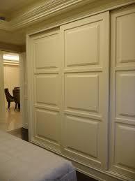 sliding closet doors bedroom craftsman with none