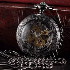 aliexpress com buy steampunk skeleton nurse clock transparent
