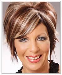 chunky short haircuts short hair highlights two tone 1 jpg 200 241 hair pinterest