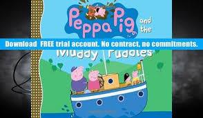 download peppa pig muddy puddles candlewick press pre