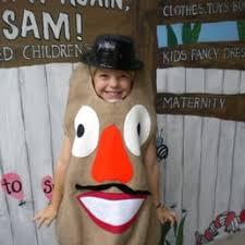 Potato Head Ladies Fancy Dress Kids U0027 Fancy Dress Hire Accessories 50 Spit Mosman