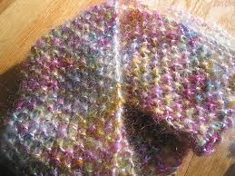 knitting pattern for angora scarf two left needles knit scarves