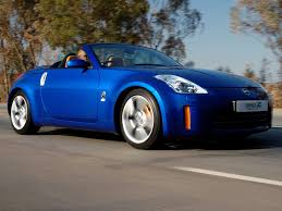 blue nissan 350z nissan 350z roadster specs 2008 2009 autoevolution