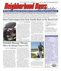 trinity vol 9 issue 12 december 2013 by tampa bay news