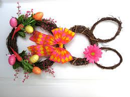 spirit halloween grapevine cheerful handmade easter wreath designs to get your home in the