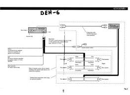 pioneer deh 2600 wiring diagram on pioneer images free download