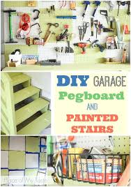 Peg Board Shelves by Garage Peg Board U2013 Eatatjacknjills Com