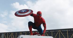 what do you think of spider man u0027s suit in u0027captain america 3 u0027