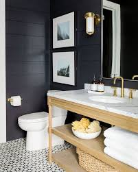black bathrooms black bathrooms how to successfuly pull this off making your