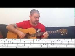 tutorial virtual guitar fingerstyle tutorial desperado instrumental guitar lesson w tab