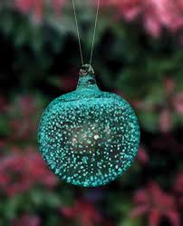 Glow In The Dark Gazing Ball Amazon Com Echo Valley 14450 2 Stardust Illuminarie Ornament 3