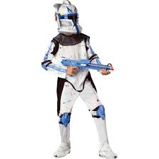 boys star wars childrens kids licensed halloween film fancy dress