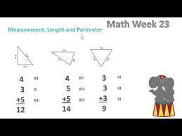 2nd grade week 23 math measurement worksheets included youtube