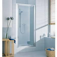 kermi cada 1000mm pivot shower door kermi shower enclosures